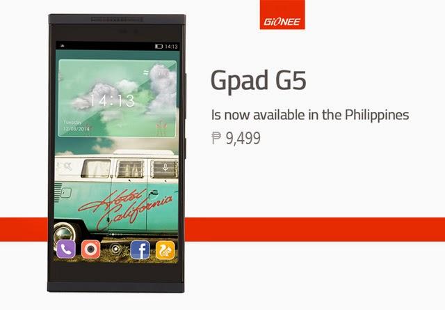Gionee-GPad-G5