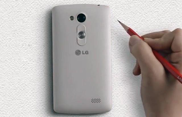 LG L Fino White