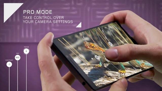Lenovo Vibe Z2 Pro Camera