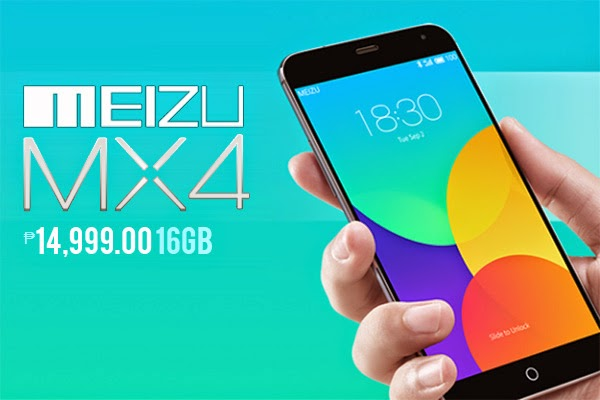 Meizu MX4 price in the Philippines