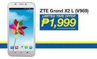ZTE Grand X2 L Promo
