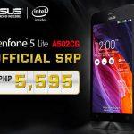 Asus-Zenfone-5-Lite-Official-Price
