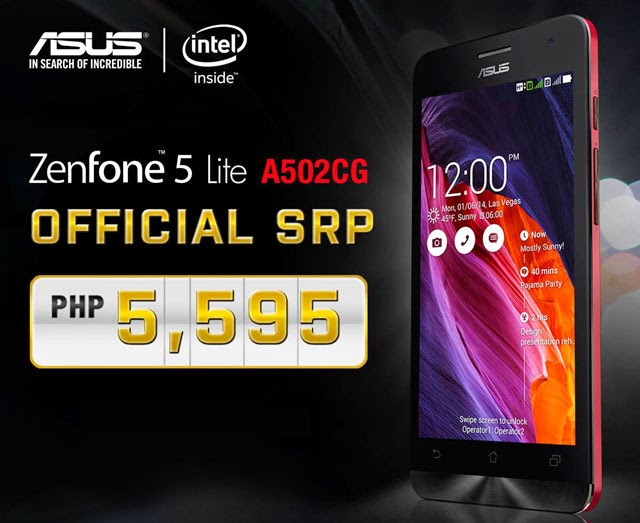 Asus-Zenfone-5-Lite-Official-Price