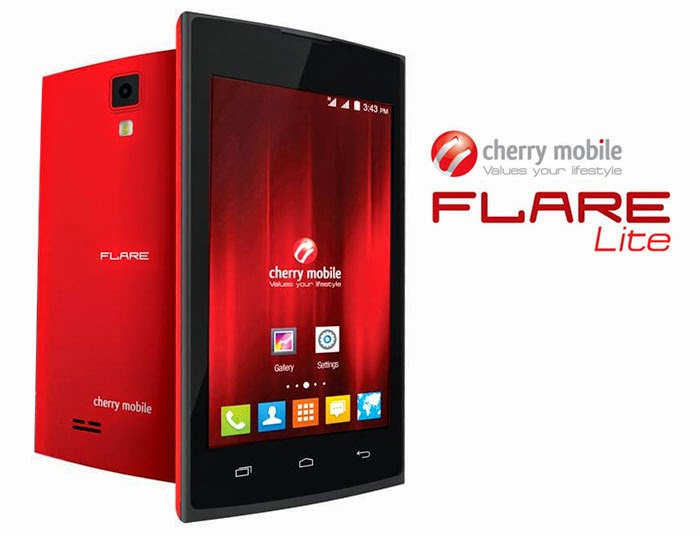 Cherry Mobile Flare Lite