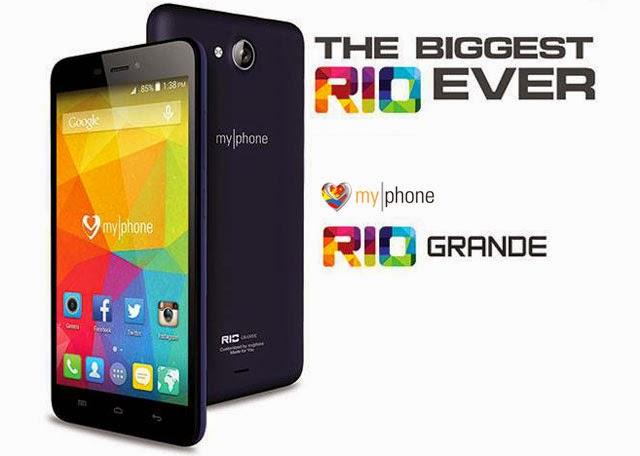 MyPhone-Rio-Grande