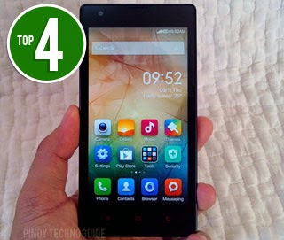 Top 4 Xiaomi Redmi 1S