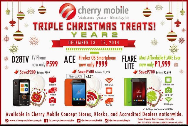 Cherry-Mobile-Christmas-Flare-Lite-Ace-Sale