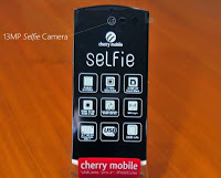 Cherry Mobile Selfie