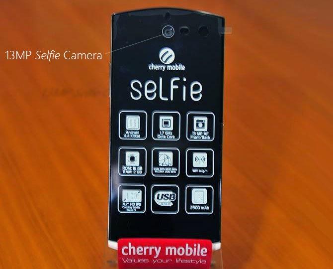Cherry-Mobile-Selfie