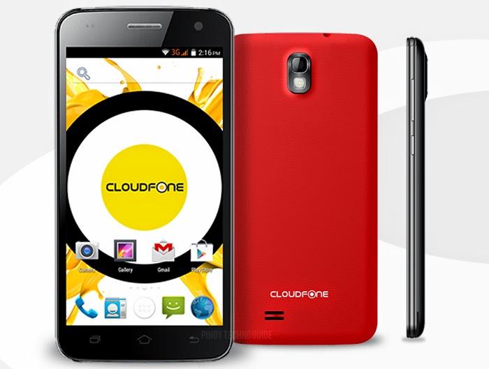 CloudFone-Excite-501o