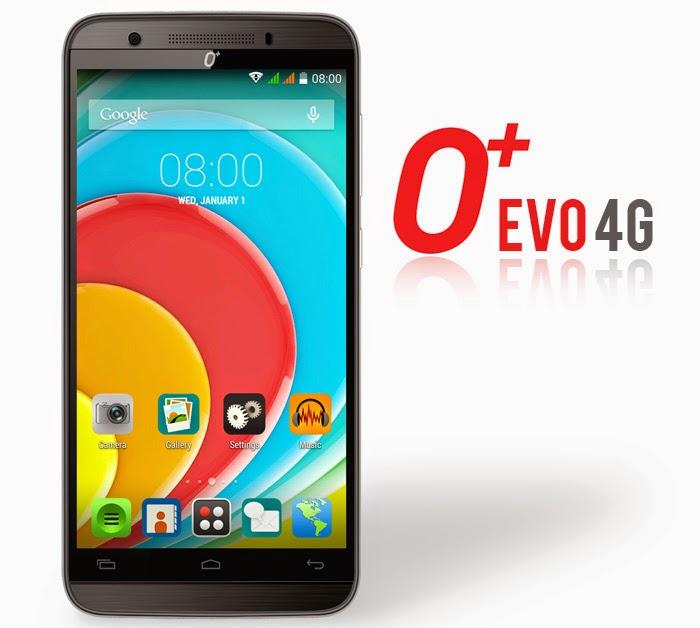 O Plus Evo 4G Smartphone