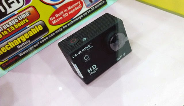 CD-R King Action Camcorder