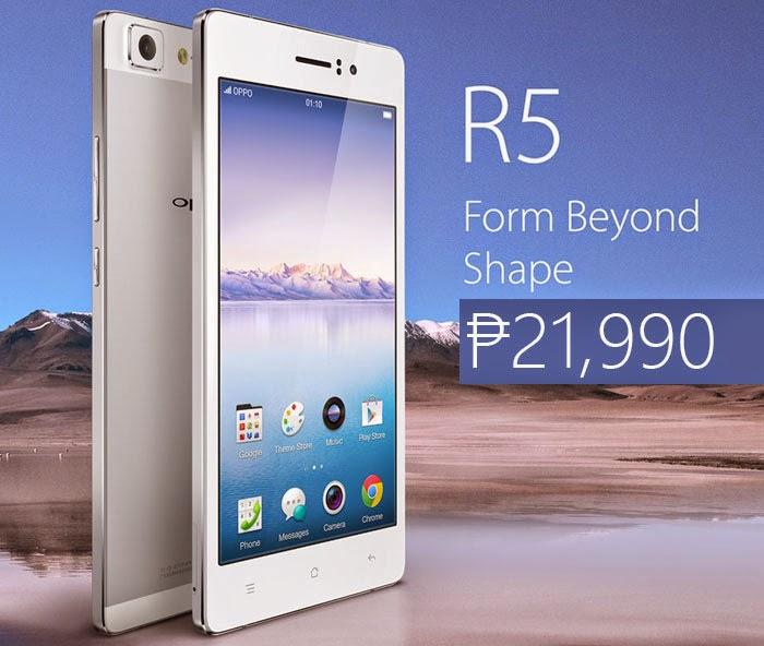 Oppo-R5-Price-Philippines