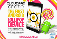 CloudFone CloudPad One 7.0