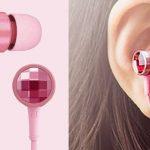Crystal-Pink-Mi-In-Ear-Earphones