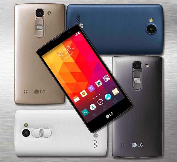 Four New LG Mid-range Smartphones with Android 5.0 Lollipop