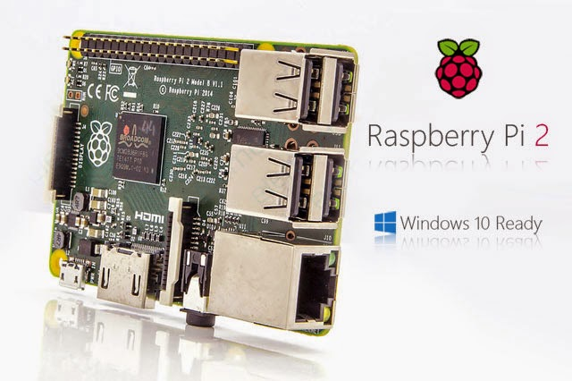 Raspberry pi 2 model b windows 10 download