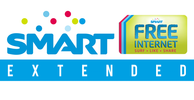 Smart Extends Free Internet