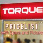 Torque-Pricelist