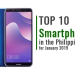 Top 10 Smartphones in the Philippines for January 2019 Based on PTG Pageviews