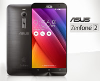 Asus Zenfone 2 (ZE551ML) with 4GB RAM