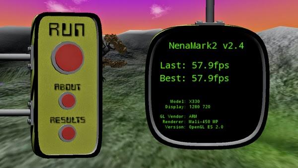 Cherry Mobile Flare S3 Octa Nenamark2 FPS Score