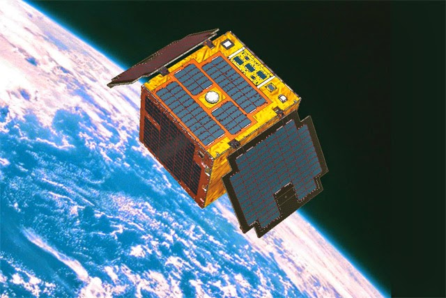 Diwata-Micro-Satellite