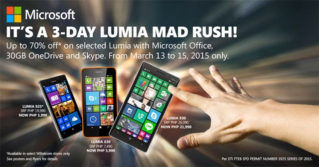 Lumia-3-day-mad-rush-sale