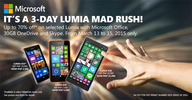 Lumia-3-day-mad-rush-sale