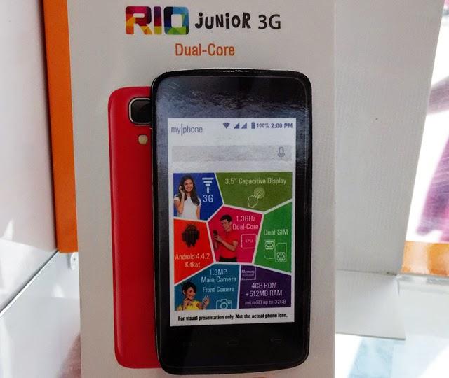 MyPhone-Rio-Junior-3G