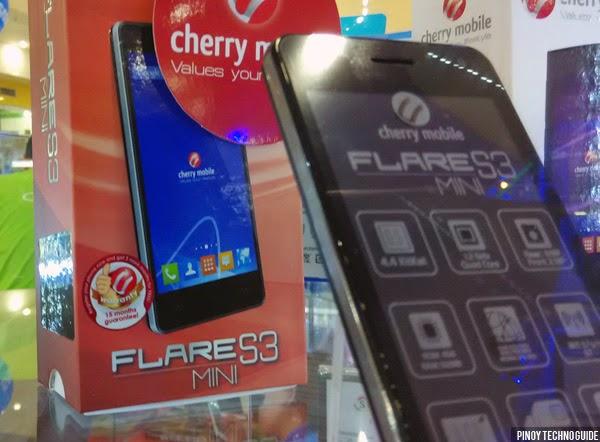 Cherry Mobile Flare S3 Mini