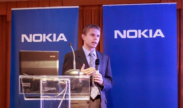 Heiko Straulino, Nokia Networks Head of Innovation Program
