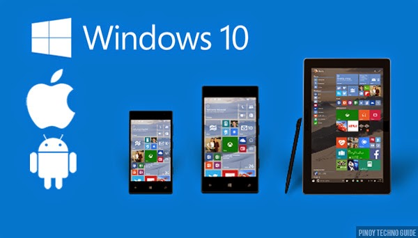 Windows 10 iOS and Android Support