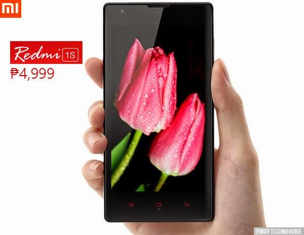 Xiaomi Redmi 1S Gets ₱600
