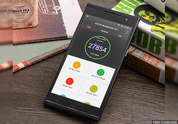 Firefly Mobile Intense X Antutu Score
