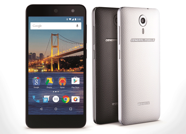 Genral-Mobile-4G-Android-One
