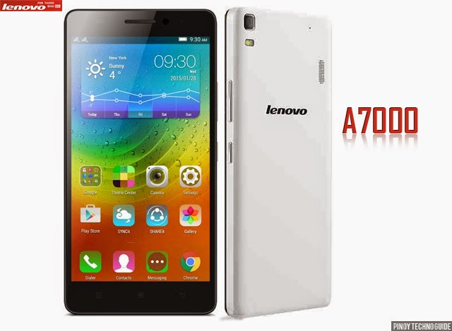 Lenovo A7000 Full Specs, Features and Official Price in ...