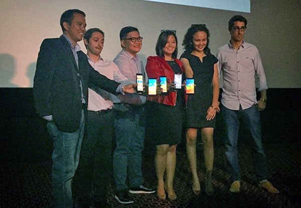 Lenovo A7000 launch event Philippines