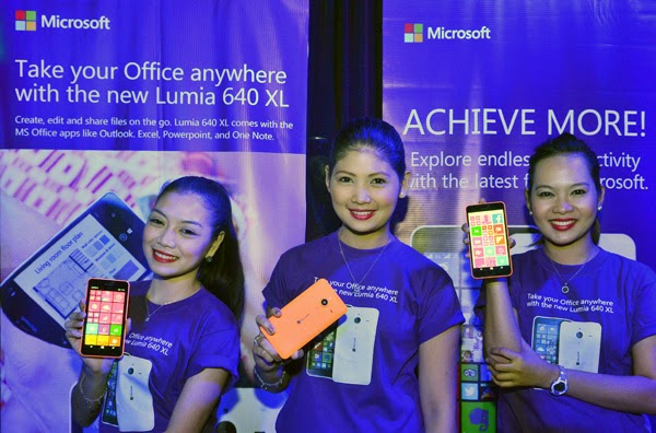 Microsoft Lumia 640 XL launch Philippines