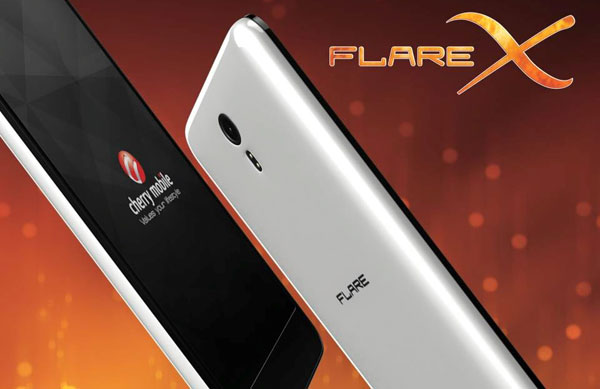 Cherry Mobile Flare X.