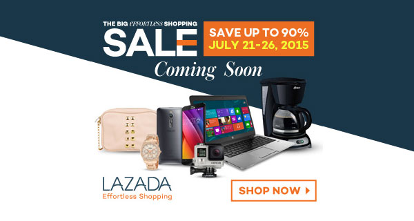 Lazada-Effortless-Shopping-Sale