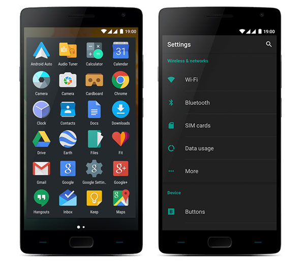 OnePlus 2 with Oxygen OS