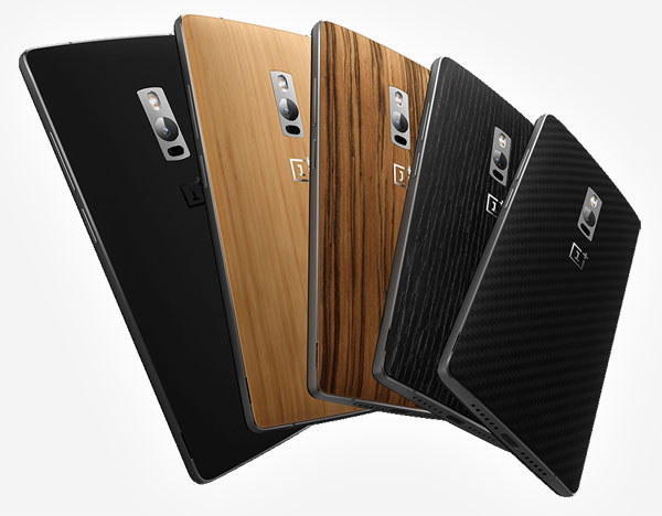OnePlus 2 Style Swap options