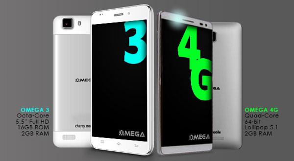 Cherry Mobile Omega 4G