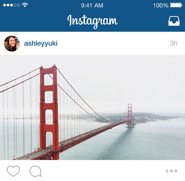 Instagram Now Supports Non-square Photographs