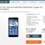 OnePlus 2 Shows Up on Lazada for ₱21,799.00