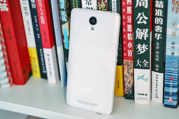 Xiaomi Redmi Note 2 back