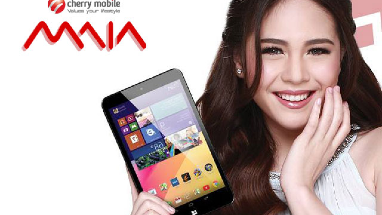 Cherry Mobile MAIA Smart Tab with Windows + Android Dual