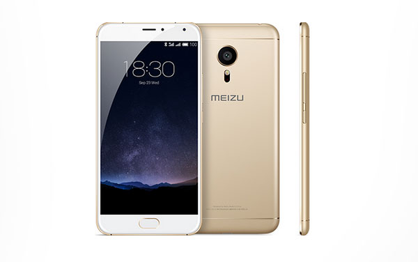 Meizu Pro 5 colors