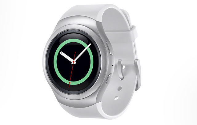 Samsung Gear S2 Smartwatch Announced with Circular Display ...